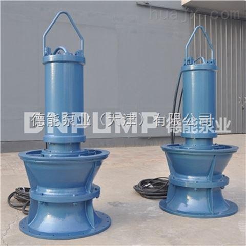 大功率大流量的轴流泵德能泵业