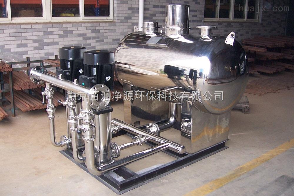 南京百汇净源直销WFDT型无负压变频供水机组
