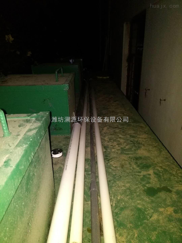 涪陵区小型污水处理地埋式一体化设备优势
