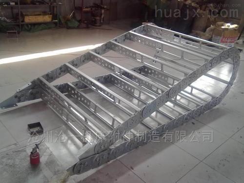 桥式不锈钢穿线钢铝拖链