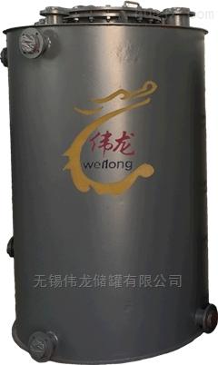 2m³立式钢衬塑储罐