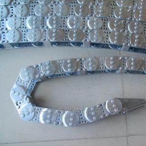 载重型机床电缆钢铝拖链
