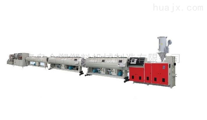 合塑pp/pe供水供气管生产线