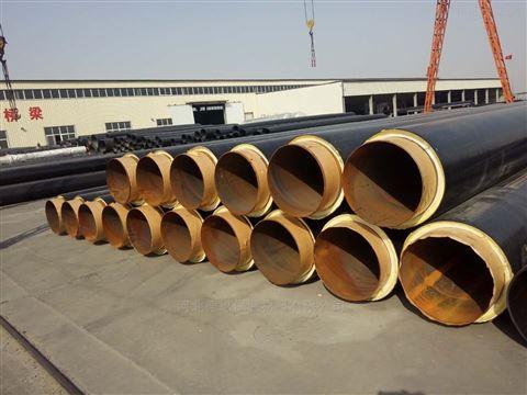 集中供热预制聚氨酯直埋保温管执行标准