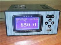 FTR2000E小型蓝屏无纸记录仪