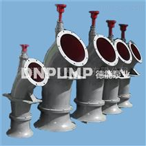 ZLB立式泵站改造轴流泵