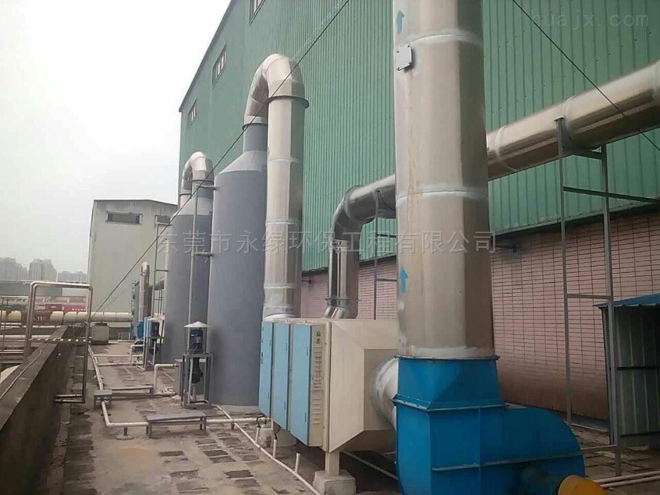 虎门活性炭过滤器酸碱净化塔