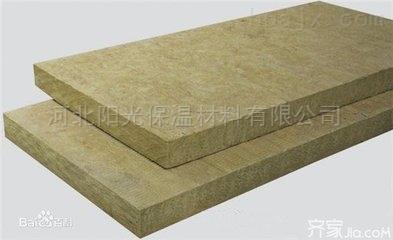 6cm外墙岩棉保温板厂家报价