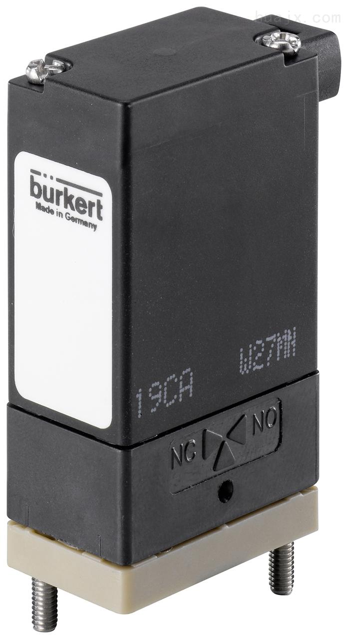 德国直购宝德BURKERT摇臂电磁阀Type 0127