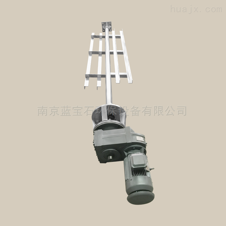 JBK碳钢框式搅拌机不锈钢框型桨叶
