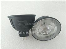 飞利浦新款COB LED调光灯杯 MR16 7W 36D