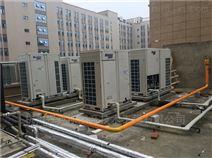 风冷热泵机组噪声治理措施