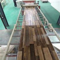 博宇制造PVC新型石塑地板生产线技术