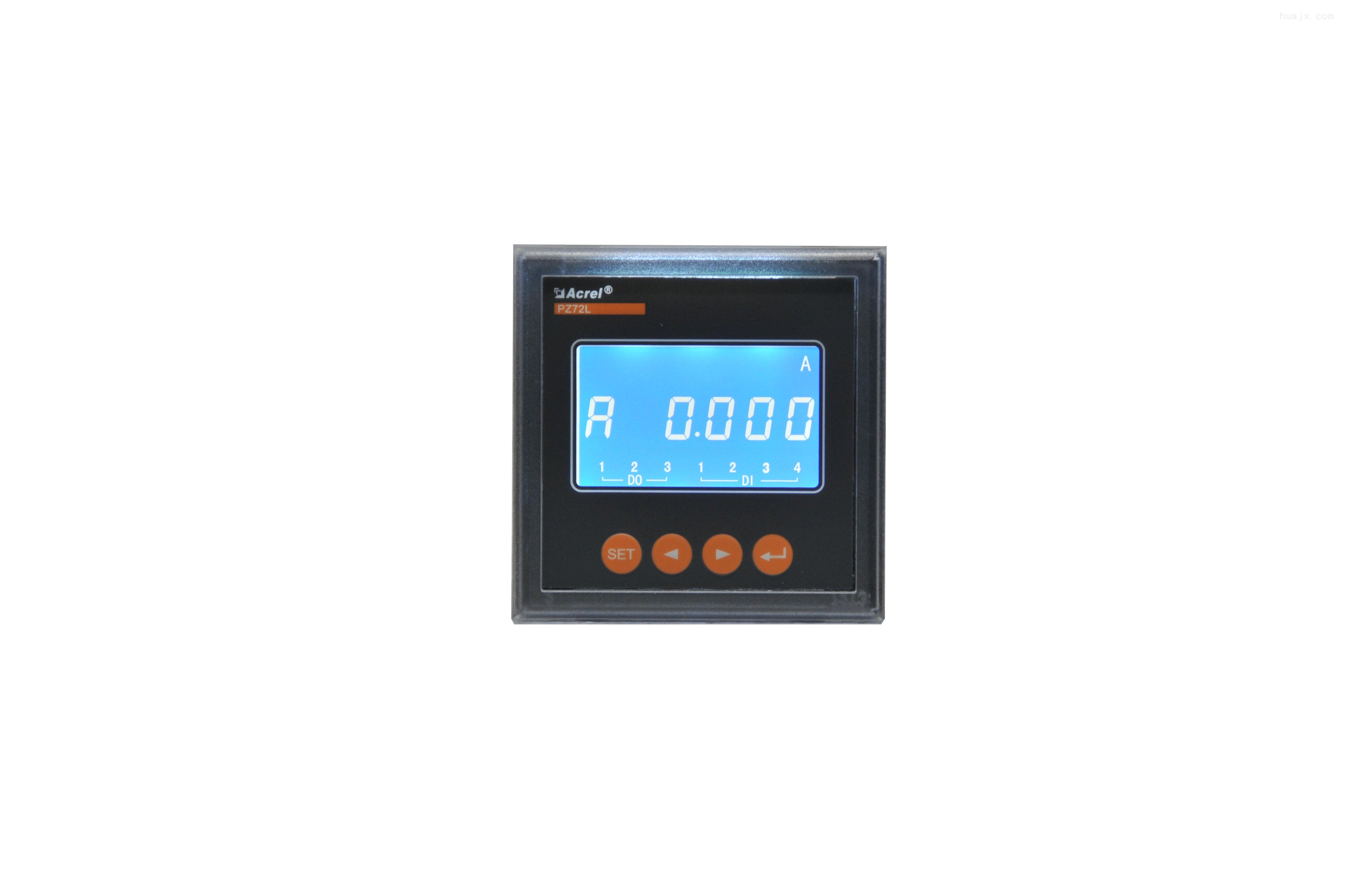 安科瑞直流功率表 直流电流电压组合表