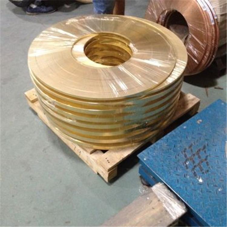 h75黄铜带-h96国标耐腐蚀铜带,h65超宽铜带