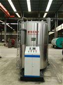 百阳丰LHS0.1-0.4-Q燃气蒸汽锅炉