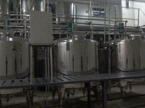 专业回收食品大型食品设备斩拌机杀菌锅