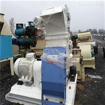 丹东闲置处理二手650型木屑多腔粉碎机
