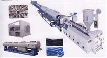 大口径超薄壁管材生产线厂家青岛合塑