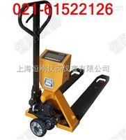 2吨电子地牛称,东辽县托盘车电子秤