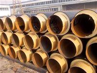 聚氨酯直埋热水预制管标准 发泡成型泡沫管