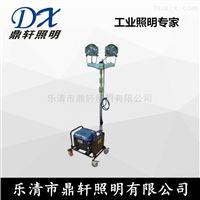 SFD6000D便携式升降移动照明发电机车灯