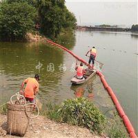 杭州拦污网浮筒 水面拦漂河道拦污桶定制