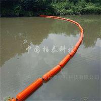 河道拦污漂拦污栅 200×1000拦污浮筒厂家