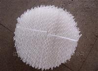 塑料丝网波纹填料