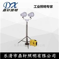 数码静音发电机SFD3000C便携式升降工作灯