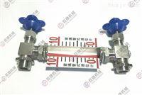 大体J29W螺纹液位计 玻璃管水位计