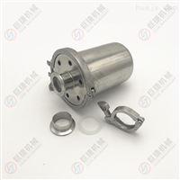卫生级呼吸器 不锈钢罐顶呼吸过滤器