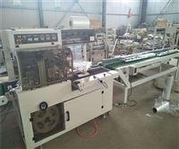 自动套膜包装机 全自动薄膜封切热收缩机