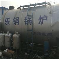 低价供应二手2吨燃气蒸汽锅炉