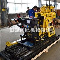 华巨厂家供HZ-200YY液压水井钻机